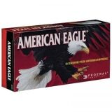 Federal American Eagle Handgun 40 S&W 165gr FMJ Ball 50 Rnds