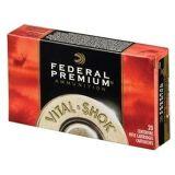 Federal Vital Shok 270 Weatherby 130gr Triple-Shock 20 Rnds