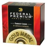 FEDERAL AMMUNITION: Gold Medal 28ga No 8.5 2-3/4 25 Rnds