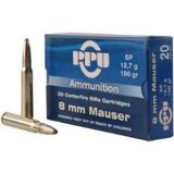 Prvi Ammo 8x57mm IRS Mauser Rimmed (7.92 x 57 Mauser) 196gr SP 20/Box
