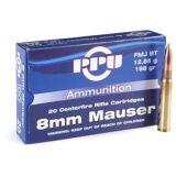 Prvi Ammo 8x57mm JS Mauser (8mm Mauser) 196gr SP 20/Box