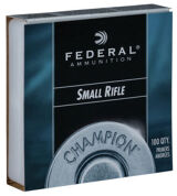 FEDERAL #205 – SMALL RIFLE PRIMERS 1000/Box