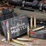 Hornady Precision Hunter Ammunition 300 Weatherby Magnum 200 Grain ELD-X Box of 20