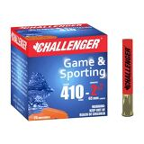 "Challenger Shotgun Ammo 410 Bore 2.5"" #7.5 Lead 10067 - Box of 25"