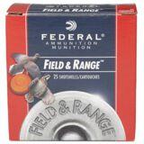 "Federal Field & Range Ammo 20 Gauge 2-3/4"" 7/8 oz #8 Shot FRL208 - Box of 25"