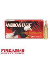 Federal American Eagle - 5.7x28mm, 40gr, FMJ, Box of 50 [AE5728A]