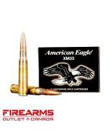 Federal American Eagle - .50 BMG, 660gr, FMJ, Box of 10 [XM33]