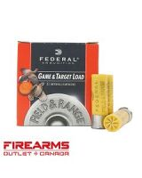 "Federal Game & Target Load - 20GA, 2-3/4"", #7.5, Box of 25 [FRL2075]"
