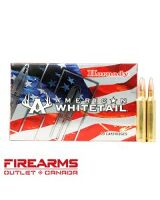 Hornady American Whitetail - 7mm Rem. Magnum, 139gr, SP, Box of 20 [80591]