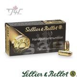 Sellier & Bellot .40S&W 180gr. FMJ 50rds