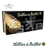Sellier & Bellot .357Sig 140gr. FMJ 50rds
