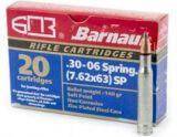 BARNAUL 30-06 SPRINGFIELD 140GR SP 20/BOX