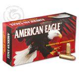 AMERICAN EAGLE 10MM AUTO 180GR FMJ AMMUNITION BOX OF 50