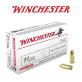 Winchester FMJ 32 auto 71 gr. Ammunitions