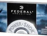 Federal 32 Winchester Special 170gr SP FN – 20rd
