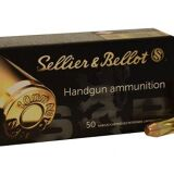 Sellier & Bellot 10mm AUTO 180gr FMJ – Pack of 50 Rounds