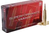 Hornady .204 RUGER Superformance Varmint 32gr V-Max – 20Rds*Cannot ship outside Canada*Hornady .204 RUGER Superformance Varmint 32gr V-Max – 20Rds*Cannot ship outside Canada*