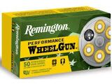 Remington Performance WheelGun 38 S&W 146gr 50/Box