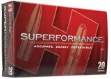 7 mm REM MAG Superformance 154 gr. SST Big Game Rifle Ammunition