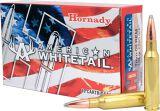 American Whitetail 7 mm-08 REM cal Ammunition - 139 gr - SP InterLock - 20/Box