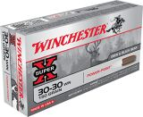 Super-X Power-Point .30-30 WIN cal Ammunition - 150 gr- 20/Box