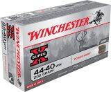 Super-X .44-40 WIN cal Ammunition - 200 gr - 20/Box